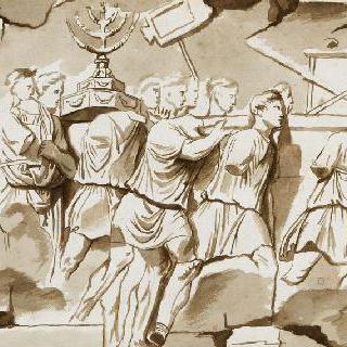 예루살렘 신전의 전승 기념비