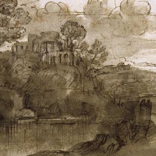 성곽이 있는 풍경