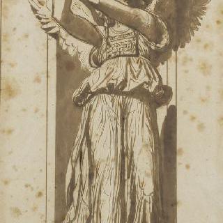 인간들의 기도를 신에게 전달하는 대천사 라파엘