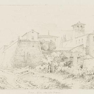 로마의 고대 벽들