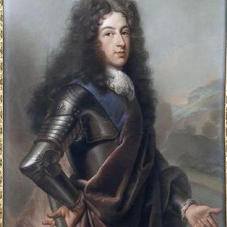루이 드 프랑스의 초상, 부르고뉴 공작
