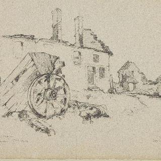 1914년 9월 샤티옹쉬르모랭