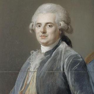 1788년 프로방스 백작의 초상