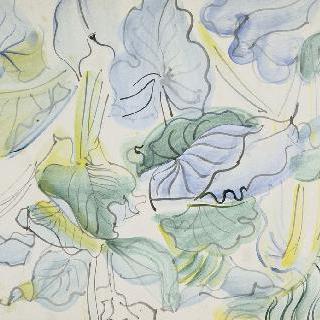 천남성과 꽃