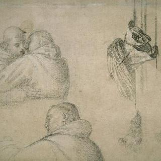 포옹하는 성 프랑수아와 성 도미니크