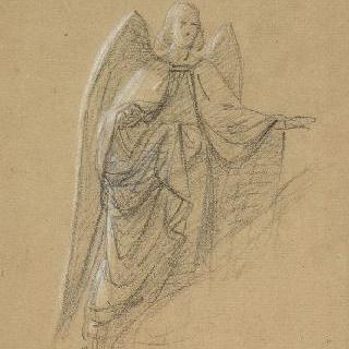 서 있는 천사
