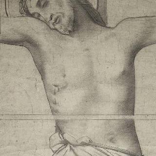 예수 수난상의 중앙 부분
