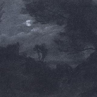 풍경, 달빛 효과