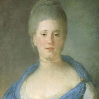 데스프르메닐 부인의 초상