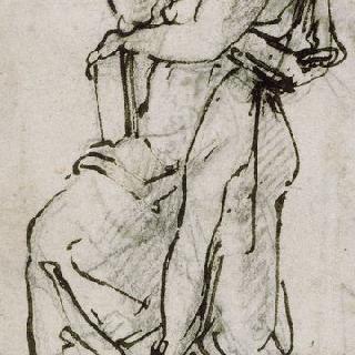 사도 동상 계획안 : 사도 성 요한
