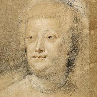마리 드 메디치의 초상