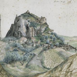 아르코 계곡 정경