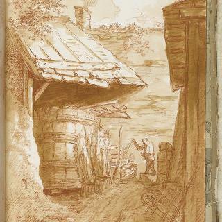 앨범 : 1775년경의 농가