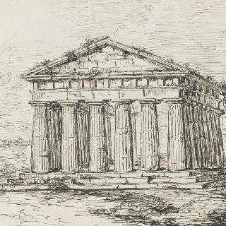 파에스툼의 포세이돈 신전
