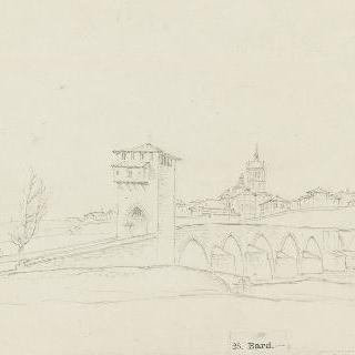 바르 : 두에나스의 성문, 두아르 위의 다리, 도시