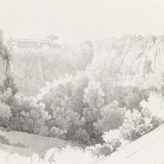 시비타 카르텔라나의 협곡