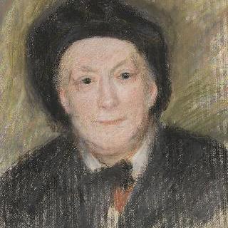 테오도르 드 방빌의 초상, 시인
