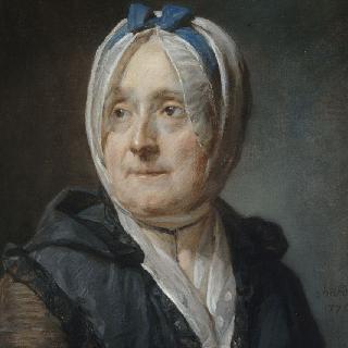 프랑수아즈 마그리트 푸제의 초상 (1707-1791) ; 샤르댕 부인