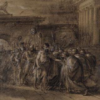 로마로 돌아온 마리우스