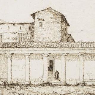 1807년 로마 어느 수도원