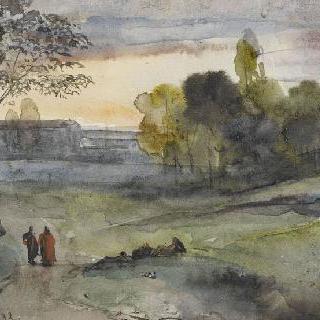 1837년 사토리 숲