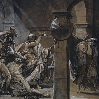 티모파네의 죽음