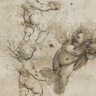 세 명의 아기 천사