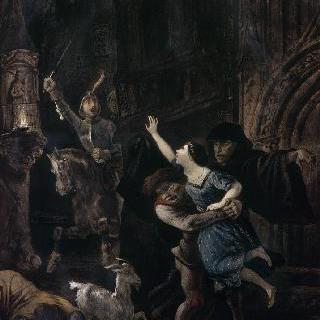 노트르담 드 파리. 에스메랄다의 납치 (2권, 제 4장)