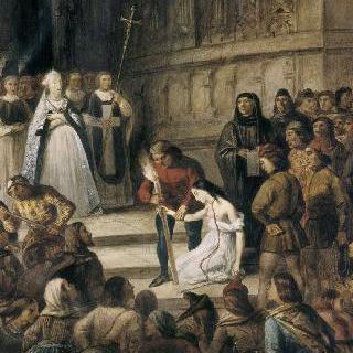 노트르담 드 파리. 잘못을 인정하고 용서를 비는 형벌 (8권, 제 6장)
