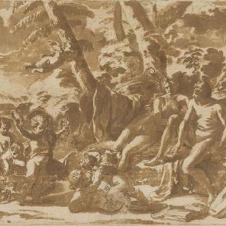 헤르메스와 비너스