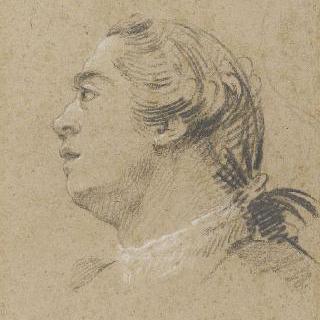 젊은 남자 초상