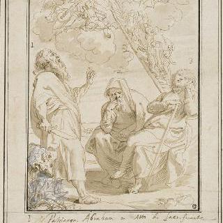 아브라함, 이삭과 야곱