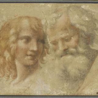 성 요한 또는 성 안드레와 성 베드로