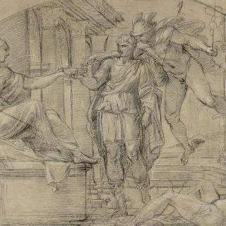 키르세 앞의 율리시즈