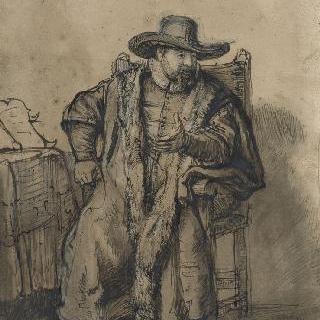 코르넬리스 클라에즈 안슬로의 초상, 메논파 신학자와 설교자