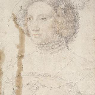 도나 안나 모리케즈, 엘레노어 왕비의 스페인 시녀