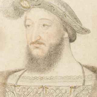 프랑스 왕, 프랑수아 1세의 초상 (1494-1547)