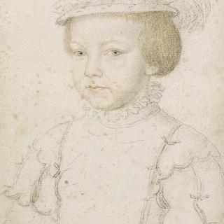 프랑수아 2세, 프랑스 왕 (1544-1560)