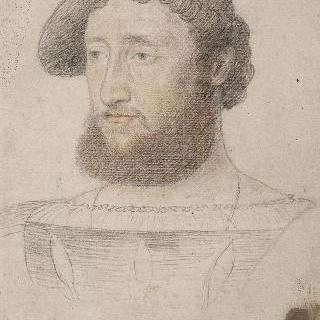 쌩 폴 백작이자, 에투트빌 공작인 프랑수아 드 부르봉의 초상 (1491-1545)