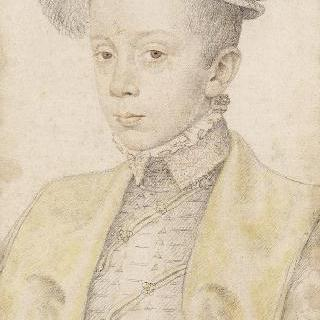 샤를르 2세, 로렌과 바의 공작 (1543-1608)