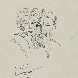 잔느와 페르낭드 레제르