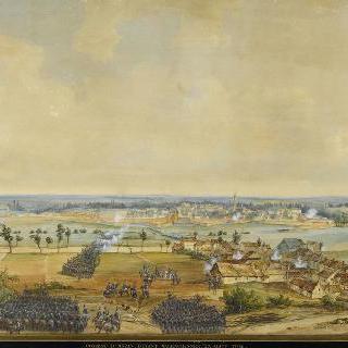 오스텐 장군이 이끈 발랑시엔느 전방의 앙진 전투, 1794년 8월 26일