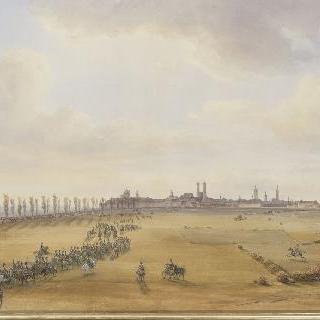 1805년 10월 8일 프랑스의 뮌헨 입성