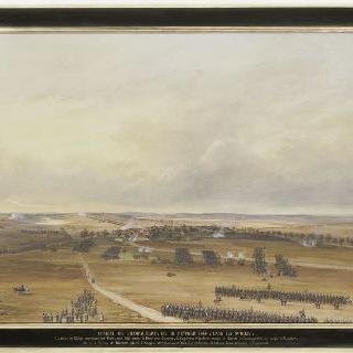 샹포베르 전투, 1814년 2월 10일, 저녁