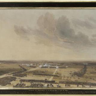 몽미라이유 전투, 1814년 2월 11일, 오후 네 시