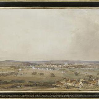 샤토 티에리 전투, 1814년 2월 12일, 오후 3시 또는 4시
