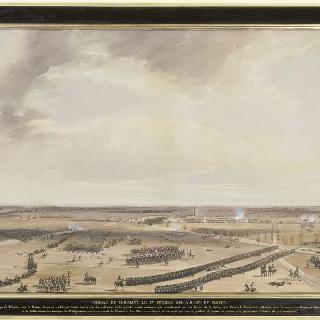모르망 전투, 1814년 2월 17일, 오전 10시