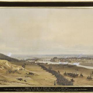 몽트로 앞에서의 전투, 1814년 2월 18일, 오후 3시