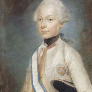 막시밀리언 프랑수아 크자비에 (1756-1802), 오스트리아 대공