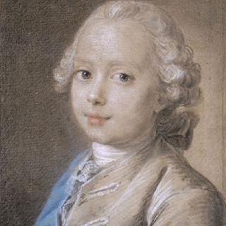 루이 조셉 크자비에 드 프랑스의 초상 (1751-1761)